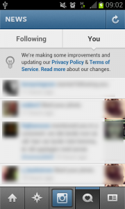Instagram new Privacy Policy & Terms of Service