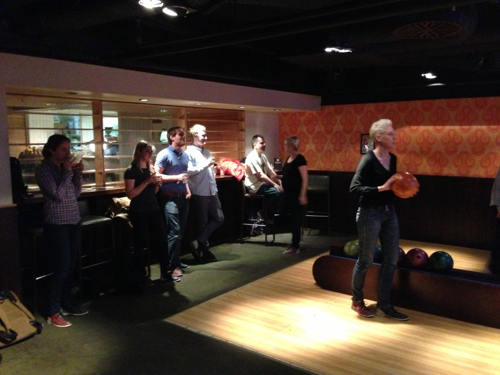 LogicSpot goes ten pin bowling