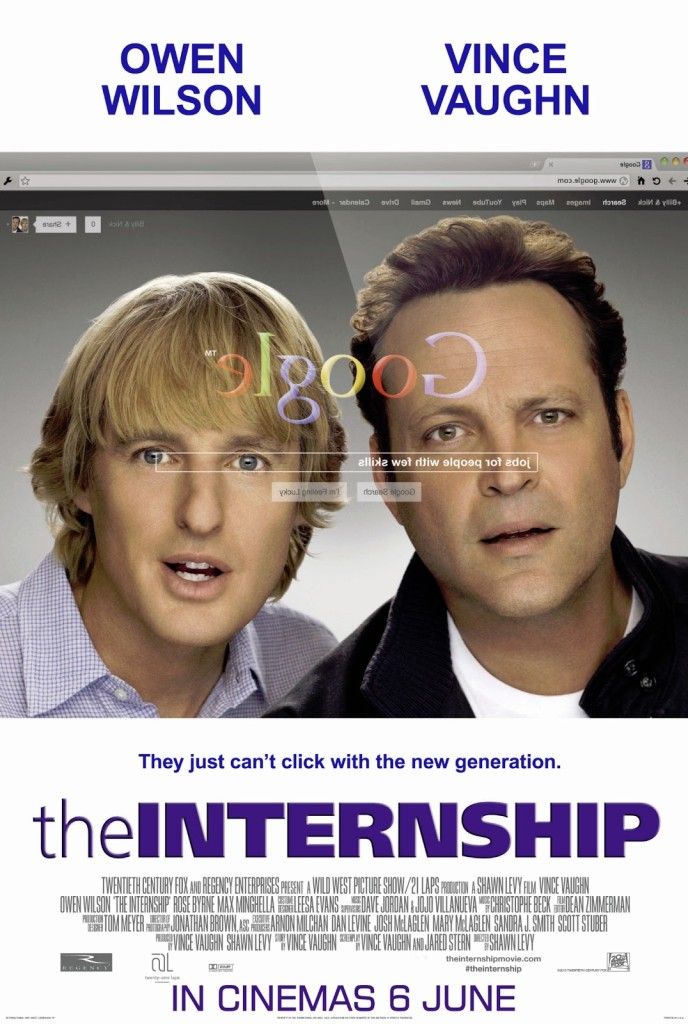 The Internship.. (part 2)