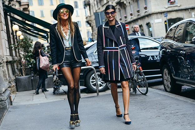 Style.com rounds up the best of fashion week across the globe