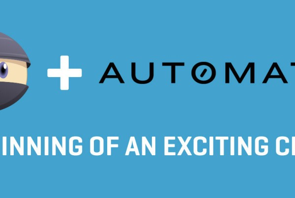 WooCommerce joins the Automattic