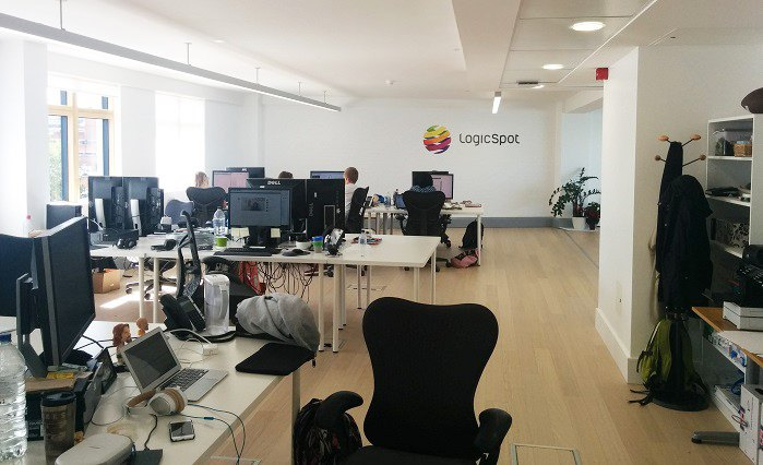 LogicSpot's office