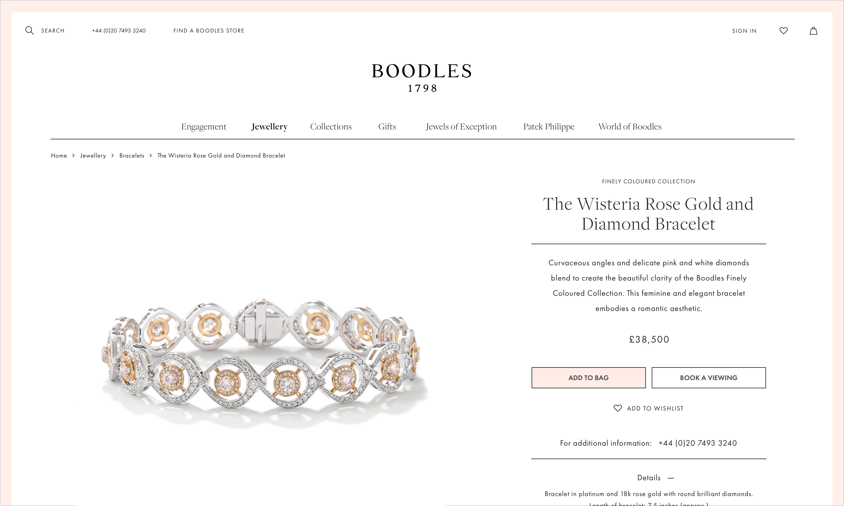 Boodles product