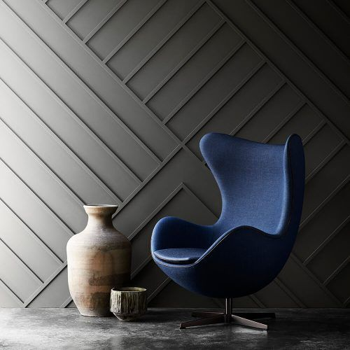 Conran blue chair