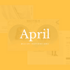 Design inspiration April