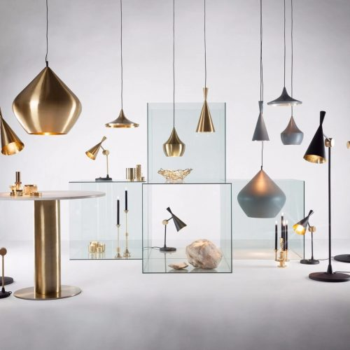 Tom Dixon - Beat Floor Light